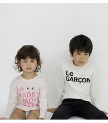 Long Sleeve Tee MADEMOISELLE Atsuyo et Akiko Long Sleeve Tee MADEMOISELLE