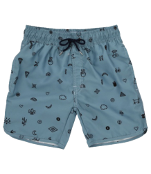 Soft Gallery Oliver Swim Shorts ELEMENTS aop Soft Gallery Oliver Swim Shorts ELEMENTS aop