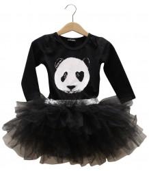 Lucky No.7 Panda Tutu Dress Lucky No.7 Panda Tutu Dress