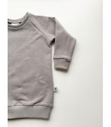 Icecream Bandits Nola - Long Fit Kid Sweater Icecream Bandits Nola - Long Fit Kid Sweater grey