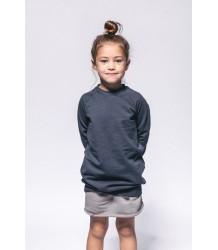Icecream Bandits Nola - Long Fit Kid Sweater Icecream Bandits Nola - Long Fit Kid Sweater blue