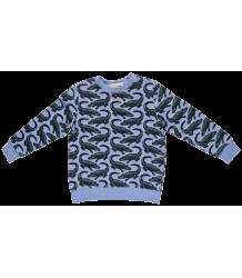 Stella McCartney Kids Biz Sweater STRIPES CROCO Stella McCartney Kids Biz Sweater STRIPES CROCO