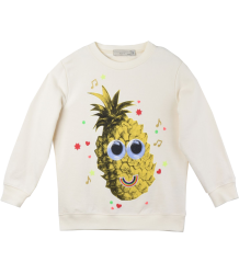 Stella McCartney Kids Betty Sweatshirt PINEAPPLE Stella McCartney Kids Betty Sweatshirt PINEAPPLE