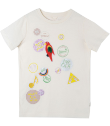 Stella McCartney Kids Arlow T-Shirt BADGES Stella McCartney Kids Arlow T-Shirt BADGES