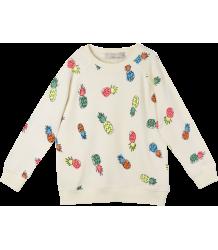 Stella McCartney Kids Betty Sweatshirt PINEAPPLE aop Stella McCartney Kids Betty Sweatshirt PINEAPPLE