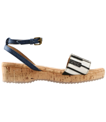 Stella McCartney Kids Linda Sandal Denim PIANO Stella McCartney Kids Linda Sandal Denim PIANO