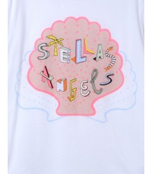 Stella McCartney Kids Lolly T-shirt ANGELS Stella McCartney Kids Lolly T-shirt ANGELS
