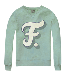 The Future is Ours The 'F' Sweatshirt The Future is Ours The 'F' Sweatshirt