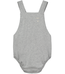 Gray Label Baby Summer Salopette Gray Label Baby Summer Salopette grey melange