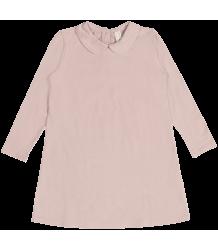 Gray Label Summer LS Collar Dress Gray Label Collar soft pink