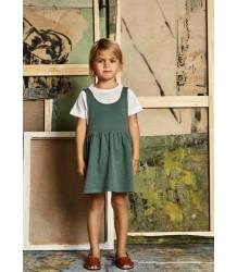 Gray Label Pinafore Dress Gray Label Pinafore Dress sage
