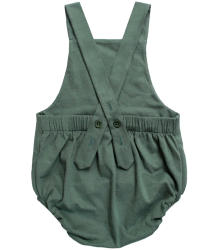 Gray Label Baby Summer Salopette Gray Label Baby Summer Salopette sage
