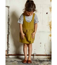 Gray Label Pinafore Dress Gray Label Pinafore Dress mustard
