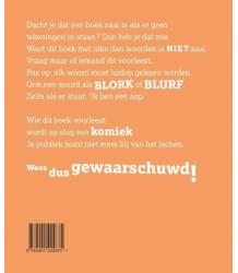Mama Baas Het boek Zonder Tekeningen (NL) Terra Lannoo Het boek Zonder Tekeningen