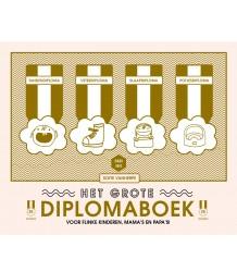 Mama Baas Het Grote Diplomaboek (NL) Terra Lannoo Het Grote Diplomaboek