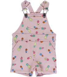 Stella McCartney Kids Pookie Fleece Dungarees PINEAPPLE Stella McCartney Kids Pookie Fleece Dungarees PINEAPPLE