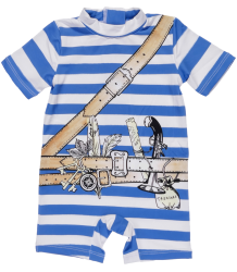 Stella McCartney Kids Sonny Baby Swimwear All in One PIRATE Stella McCartney Kids Sonny Baby Zwem Suit