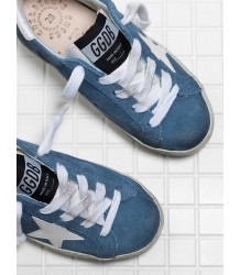 Golden Goose Superstar SUEDE Golden Goose Superstar SUEDE light blue