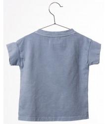 Bobo Choses Baby t-shirt SLIDE Bobo Choses Baby t-shirt SLIDE cloud blue