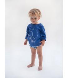Bobo Choses Baby t-shirt THE CYCLIST Bobo Choses Baby t-shirt THE CYCLIST