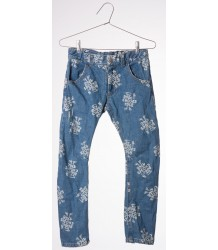 Bobo Choses Denim Trousers 1968 AOP Bobo Choses Denim Trousers 1968 all over print