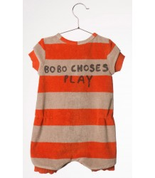 Bobo Choses Striped Terry Jumpsuit WATERPOLO Bobo Choses Striped Terry Jumpsuit WATERPOLO