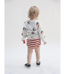Bobo Choses Knitted Culotte STRIPE Bobo Choses Knitted Culotte STRIPE red