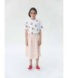 Bobo Choses Midi Skirt NET Bobo Choses NET Midi Skirt BC PLAY