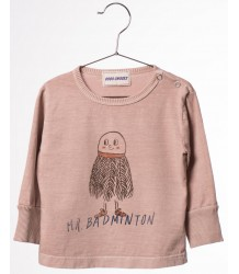 Bobo Choses Baby t-shirt Mr. BADMINTON Bobo Choses Baby t-shirt Mr. BADMINTON