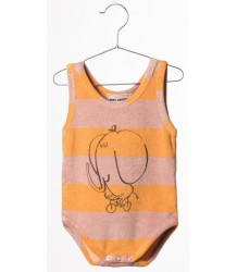 Bobo Choses Striped Terry Body THE CYCLIST Bobo Choses Striped Terry Body THE CYCLIST