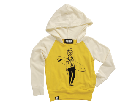 Mini & Maximus French Surfer Hoody