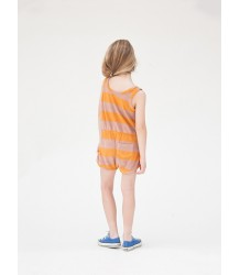 Bobo Choses Striped Terry Romper A LEGEND Bobo Choses Striped Terry Romper A LEGEND