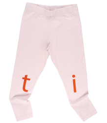 Tiny Cottons T-I-N-Y Jersey Pant Tiny Cottons T-I-N-Y Jersey Pant soft pink