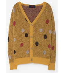 The Animals Observatory Mantis Kids Cardigan The Animals Observatory Mantis Kids Cardigan