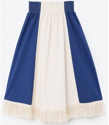 The Animals Observatory Pelican Kids Skirt The Animals Observatory Pelican Kids Skirt