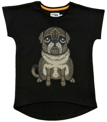 Filemon Kid T-shirt PUG Filemon Kid T-shirt PUG