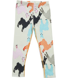 Filemon Kid Leggings ALPACA aop Filemon Kid Leggings ALPACA aop