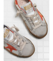 Golden Goose Superstar NET Golden Goose Superstar NET peach