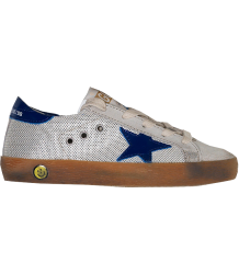 Golden Goose Superstar NET Golden Goose Superstar NET blue