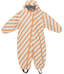 Gosoaky Roger Rabbit Lined Rain Suit Gosoaky Roger Rabbit Gevoerd Regenpak orange stripe