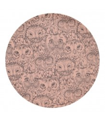 Soft Gallery Tableware OWL aop Soft Gallery Tableware OWL aop
