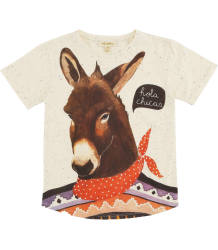 Soft Gallery Norman T-shirt BURRO Soft Gallery Norman T-shirt BURRO