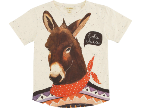Soft Gallery Norman T-shirt BURRO