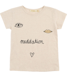 Soft Gallery Pilou Tee MEDITATION Soft Gallery Pilou Tee MEDITATION