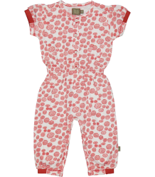 Kidscase Bubble Organic Suit Kidscase Bubble Organic Suit red