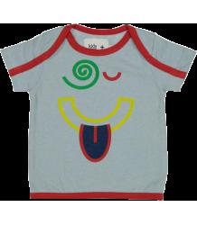 Kidscase Bobby DIZZY FACE Organic T-shirt Kidscase Bobby DIZZY FACE Organic T-shirt