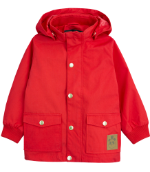 Mini Rodini Pico Jacket Mini Rodini Pico Jacket red