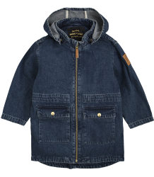 Mini Rodini Denim Parka Mini Rodini Denim Parka