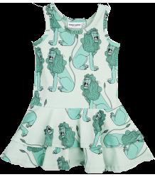 Mini Rodini LION Frill Dress Mini Rodini LION Frill Dress