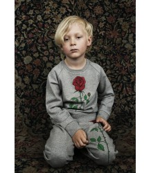 Mini Rodini ROSE print Sweatshirt Mini Rodini ROSE print Sweatshirt